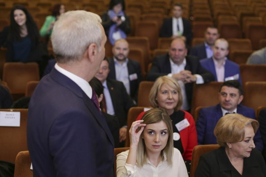 Irina Tănase și Viorica Dăncilă