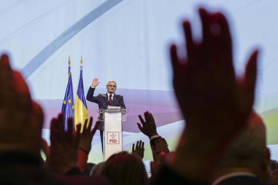 Liviu Dragnea la Congres
