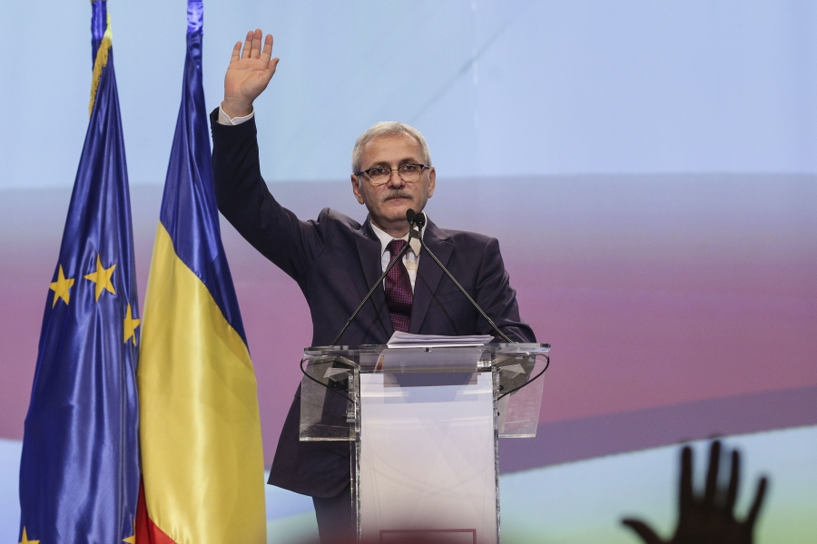 Dragnea la Congres