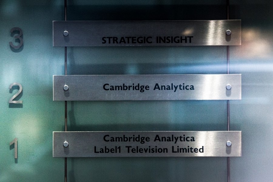 Cambridge Analytica - getty