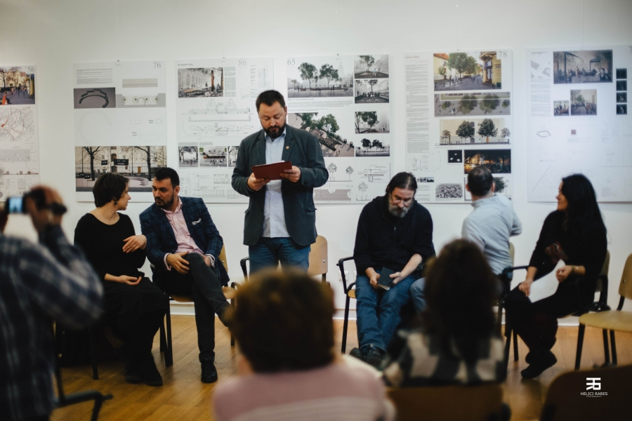 Speakers' Corner Sibiu