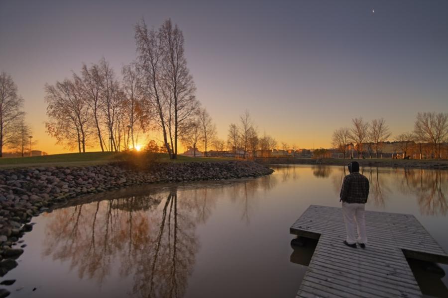 Finlanda - natura