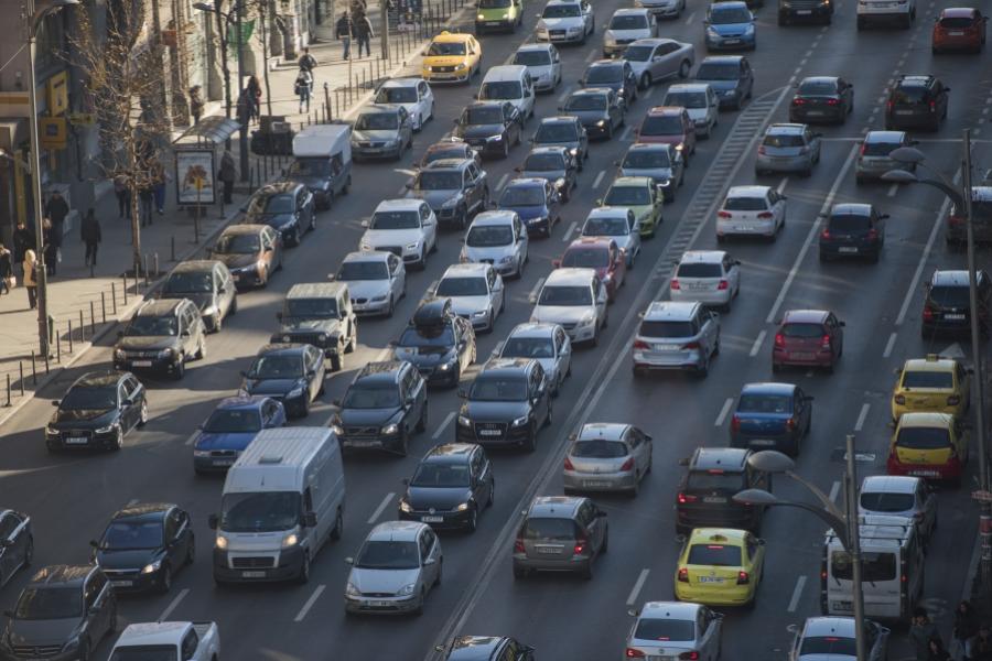 Trafic auto București