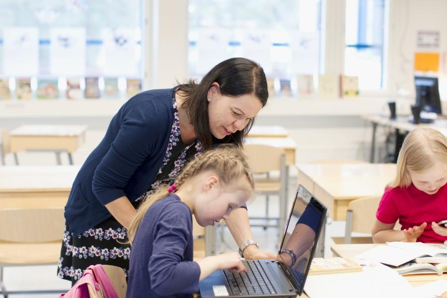 Școală finlandeză