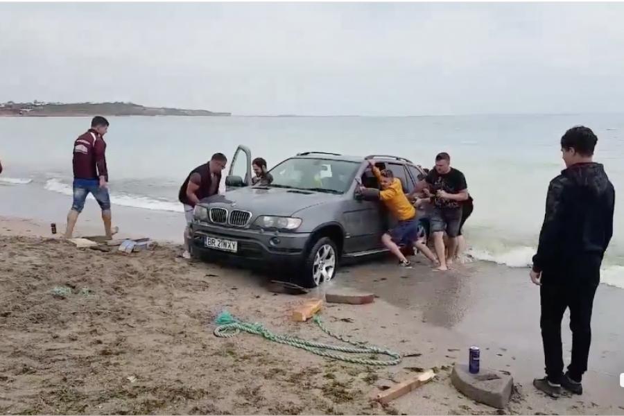 BMW în Marea Neagră