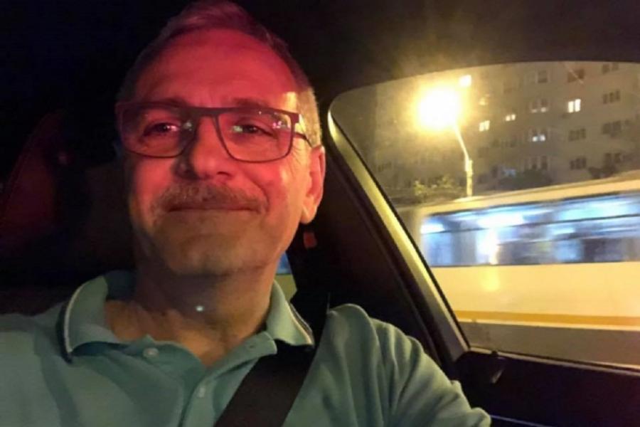 Liviu Dragnea in masina
