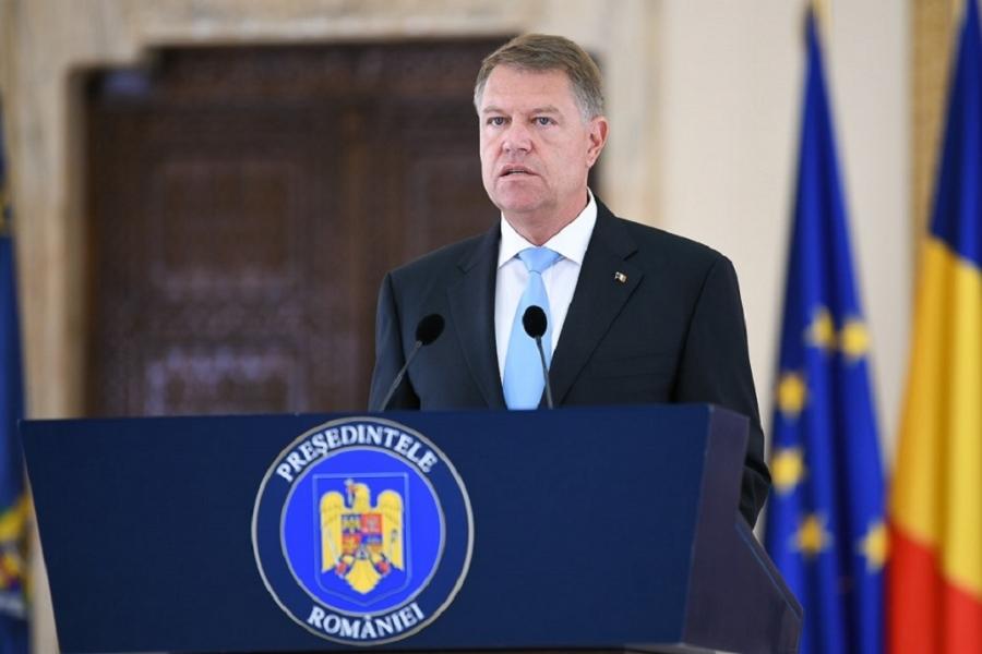 Klaus Iohannis - Presidency.ro