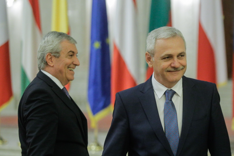Liviu Dragnea - Călin Popescu Tăriceanu