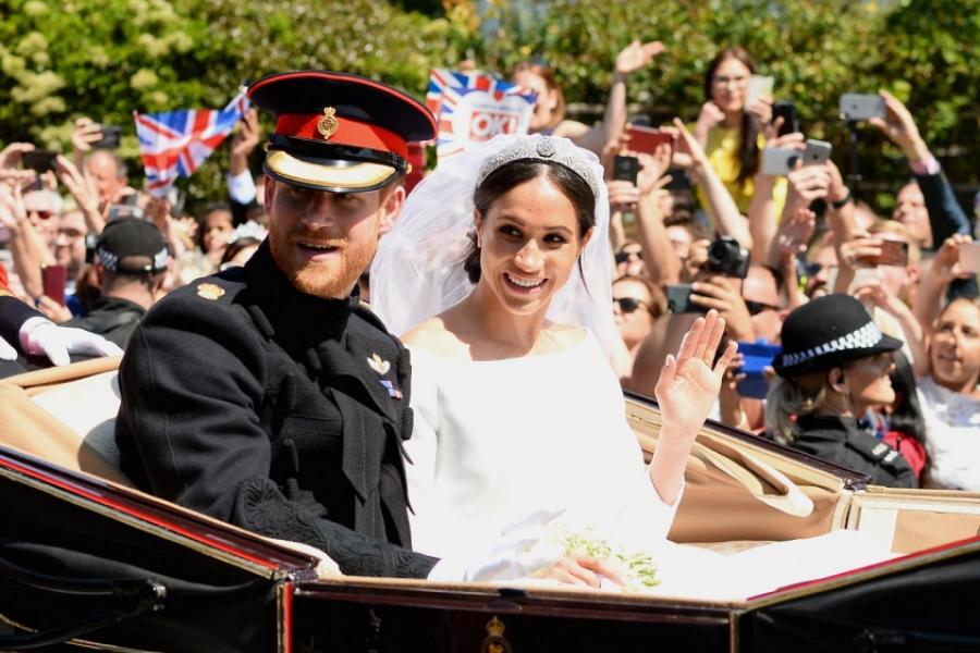 Nunta regală, Prințul Harry și Meghan Markle