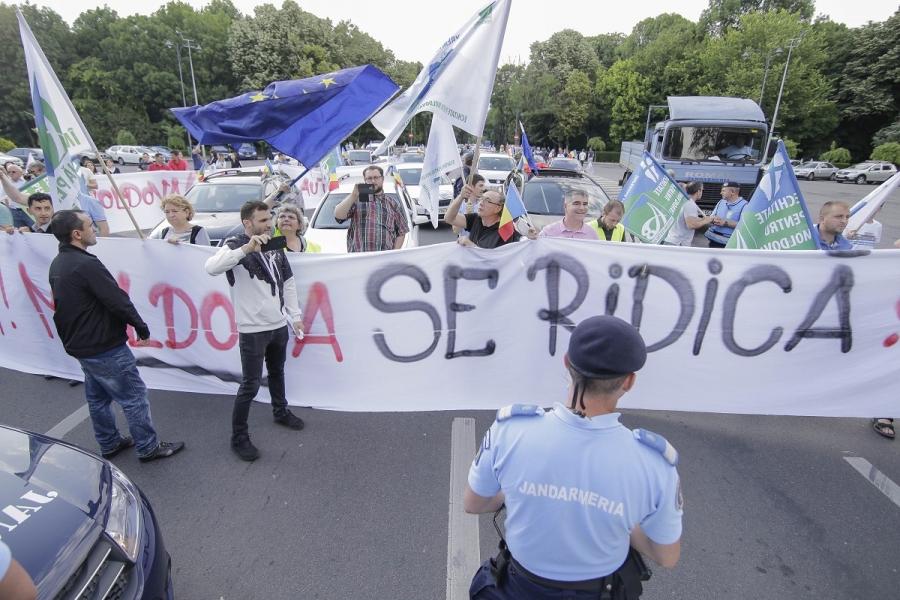 Moldova se ridică