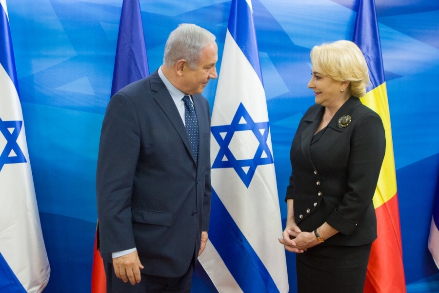Netanyahu - Dăncilă