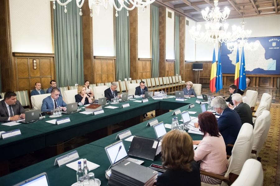 Guvernul Dăncilă - gov.ro