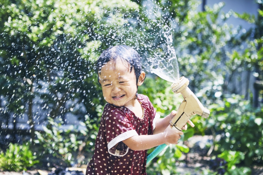 Copiii în Japonia