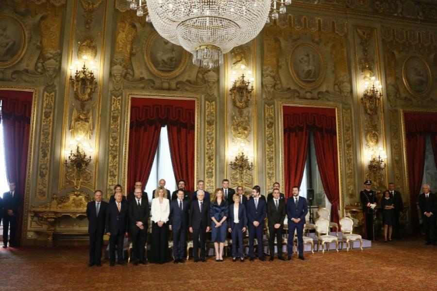 Noul guvern italian