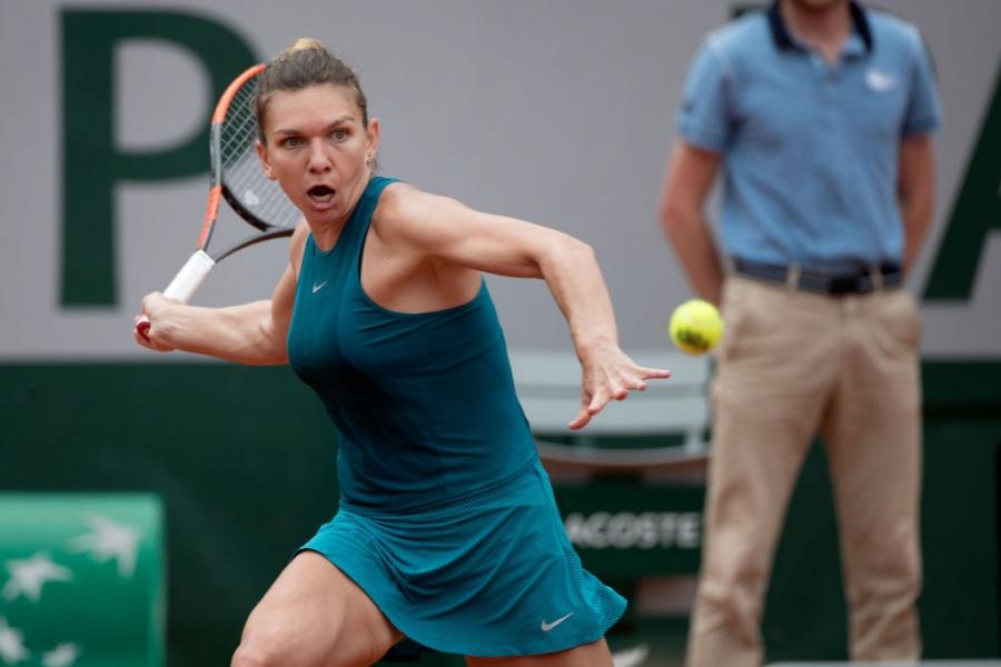 Simona Halep, Roland Garros 2018