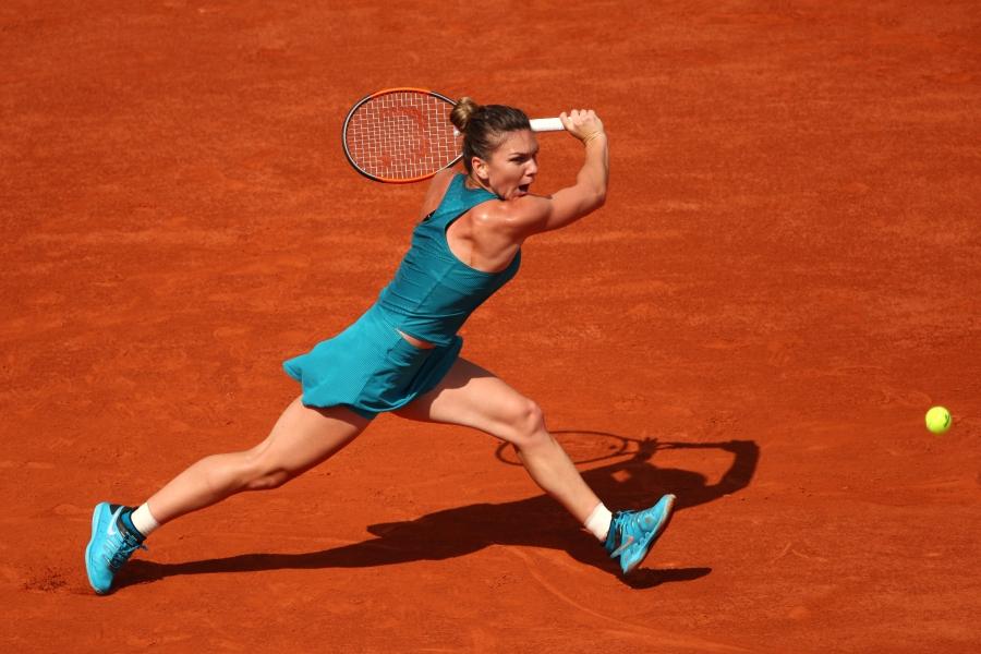 Simona Halep2 -  Roland Garros