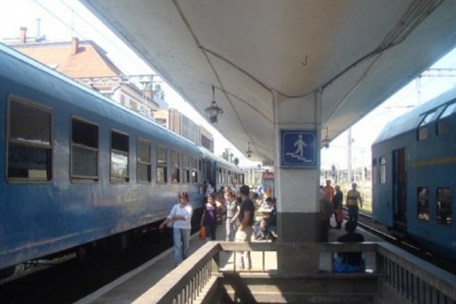 Trenuri Brașov