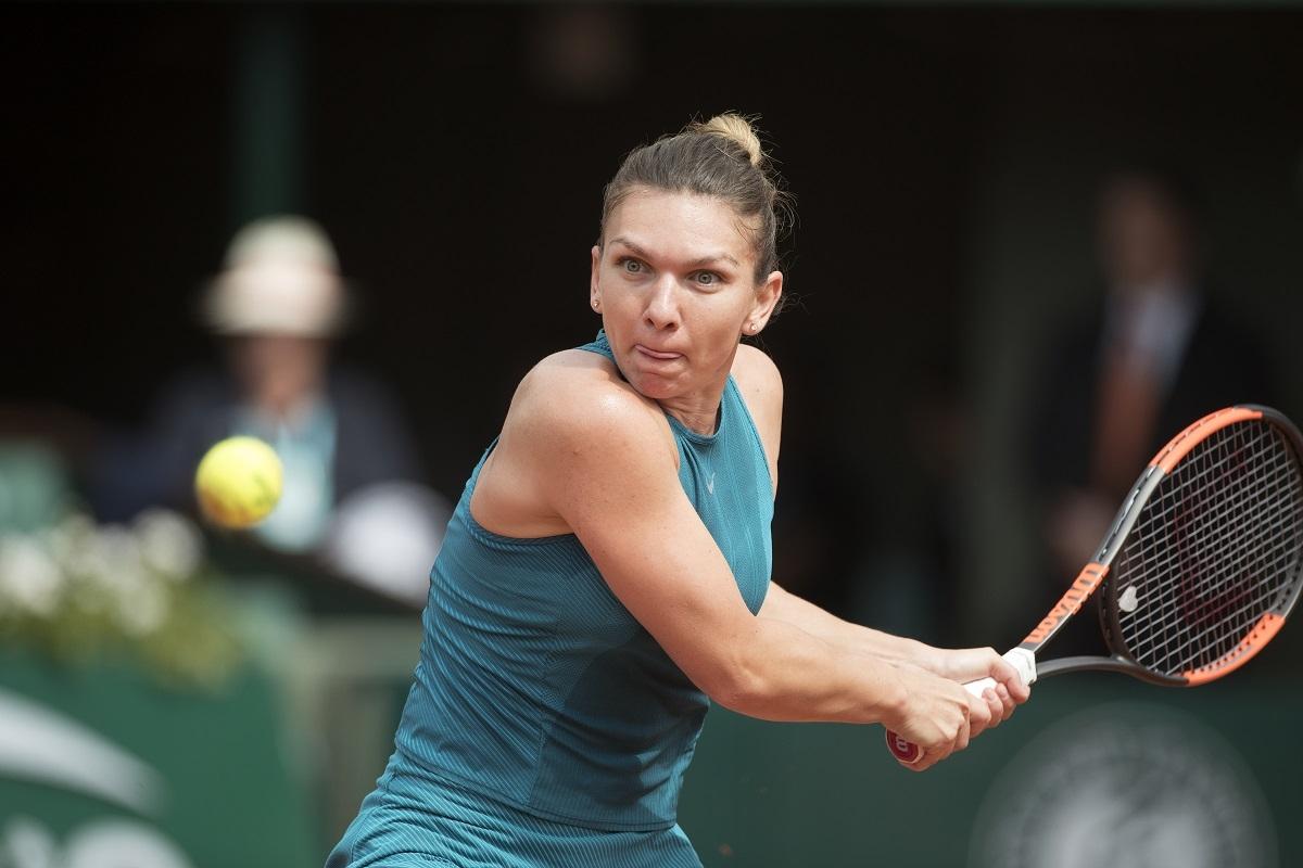 Simona Halep -Roland Garros