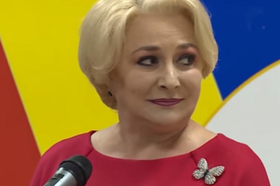 Viorica Dăncilă - Juri Ratas