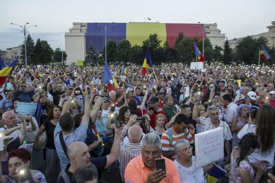 Protest 20 iunie