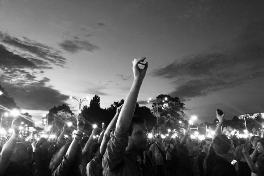 Protest 21 iunie