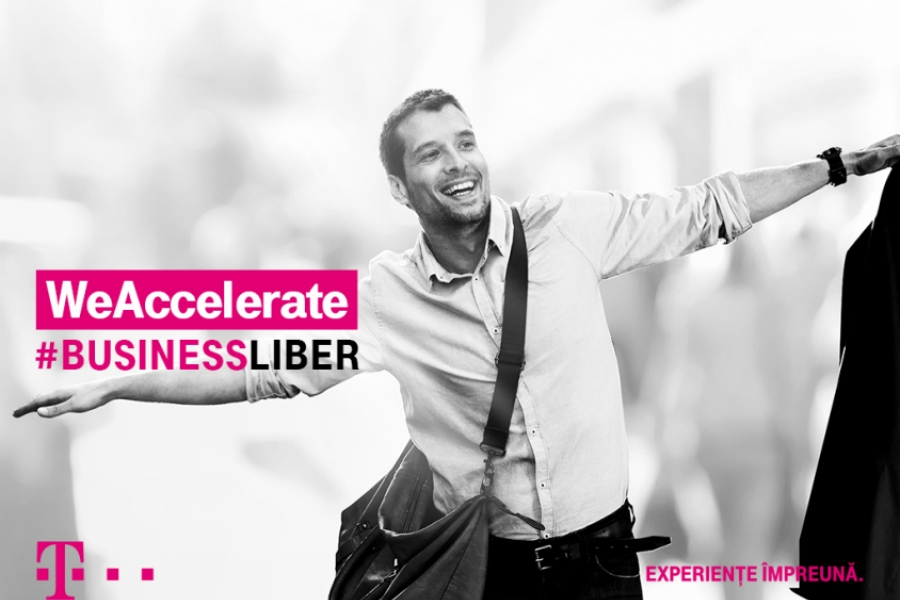 Telekom WeAccelerate