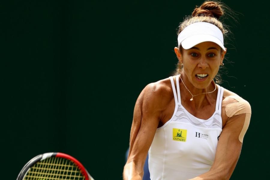 Mihaela Buzarnescu - Wimbledon