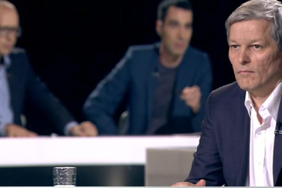 Dacian Cioloș - In fata ta