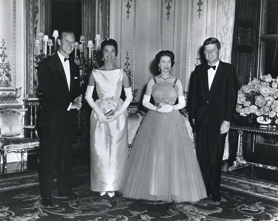 Kennedy și Regina