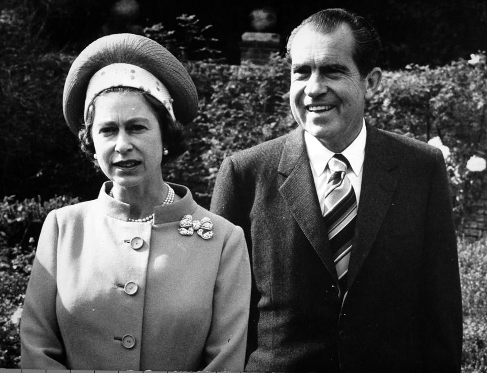 Nixon și Regina