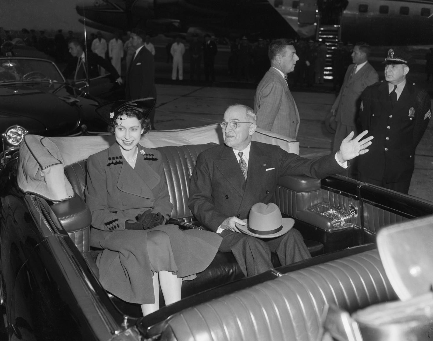 Truman și Regina