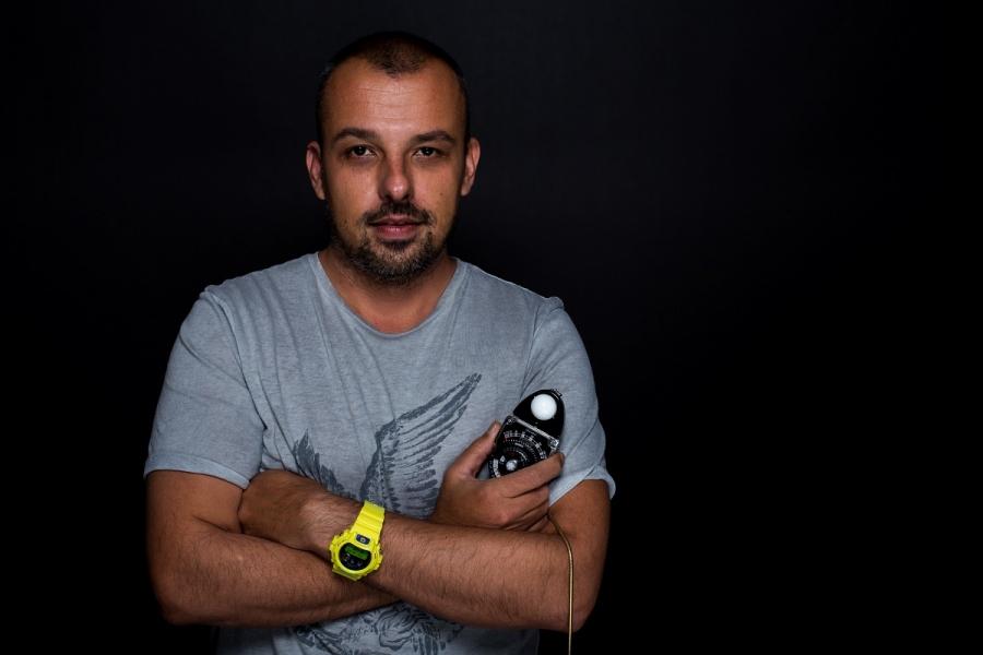 Dan Mihai Bălănescu - portret