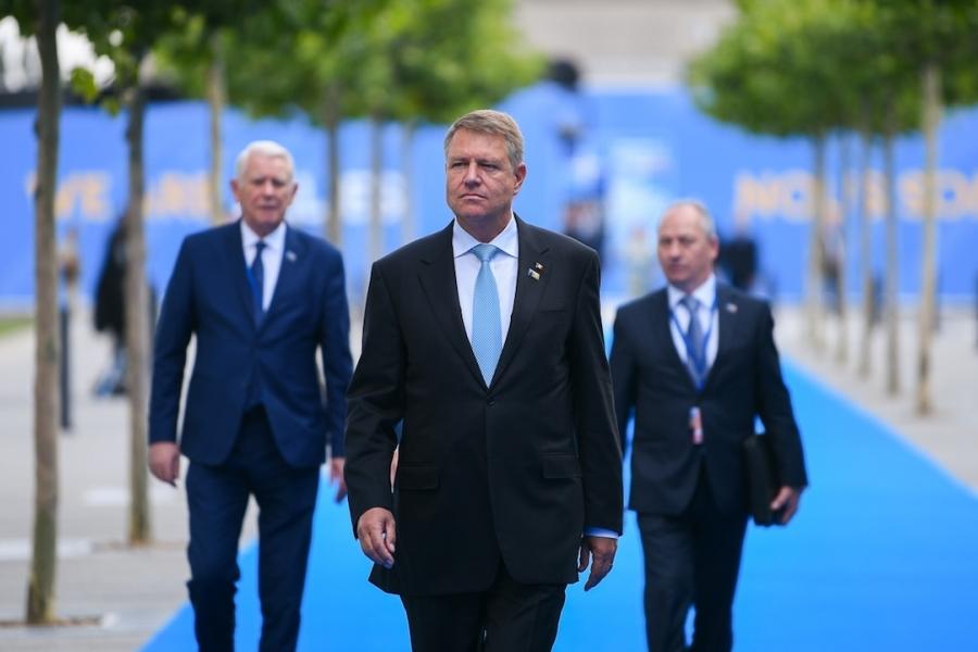Klaus Iohannis - Bruxelles