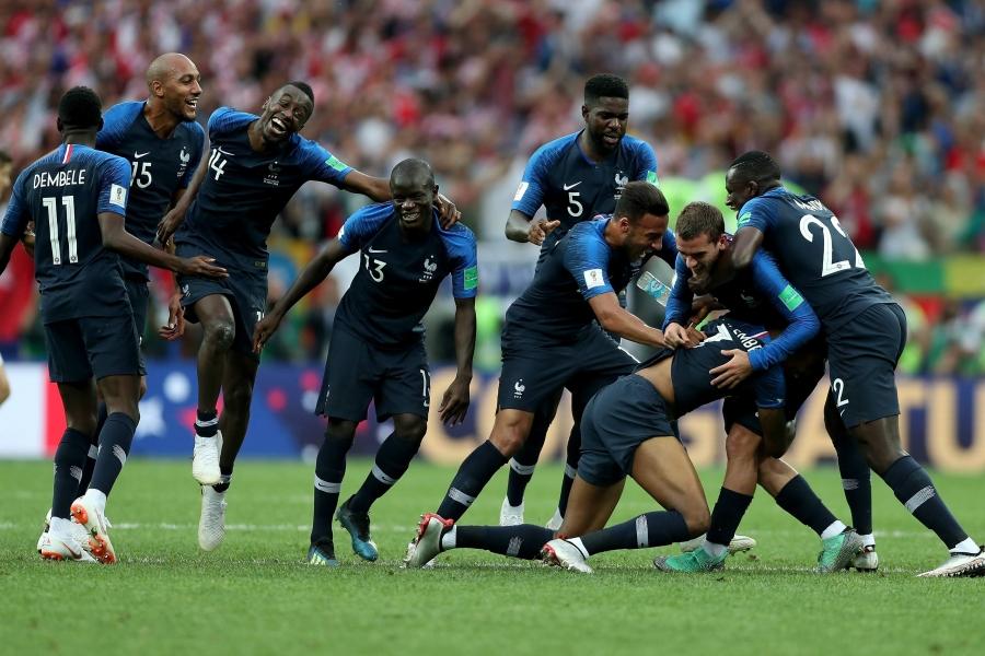 Franța campioană
