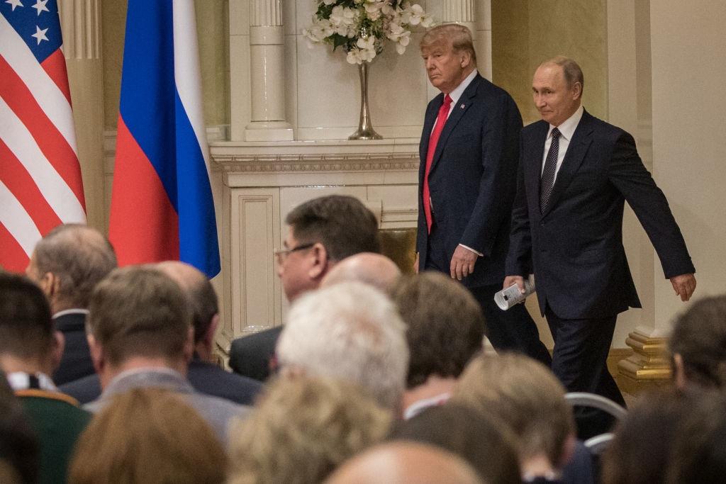 Întâlnirea Trump-Putin de la Helsinki,