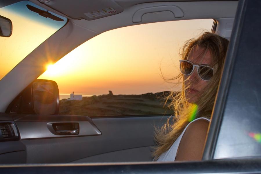 Grecia by car