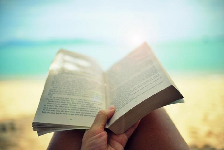 Cărți in vacanță