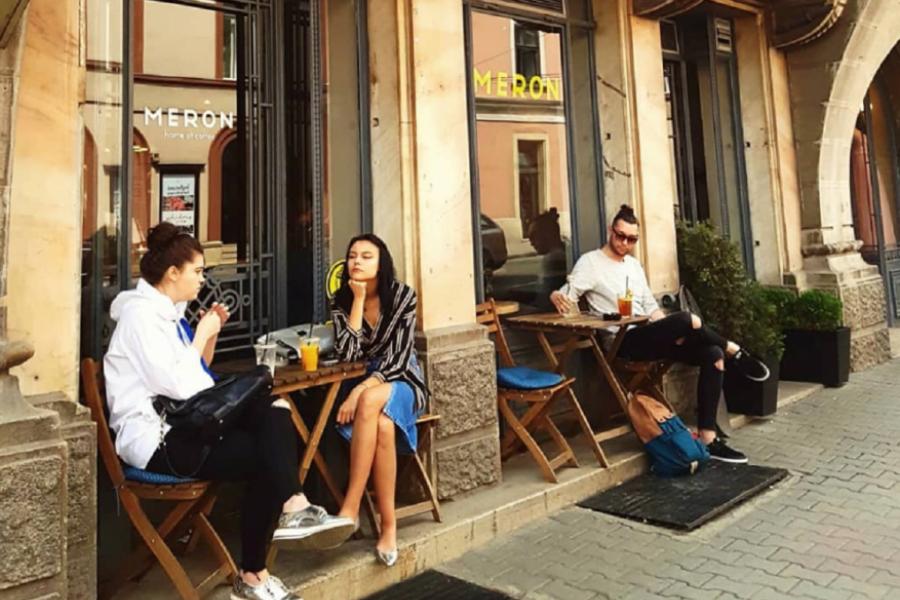Cluj - restaurant