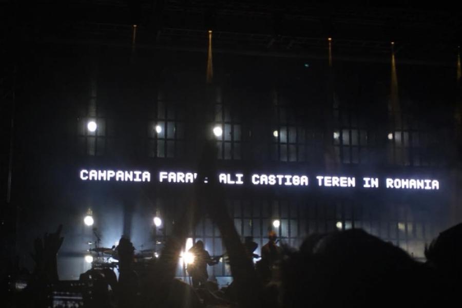 Concert Massive Attack