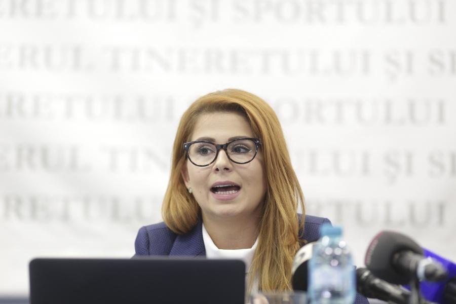 Ioana Bran - (Foto Inquam Photos/ Octav Ganea)