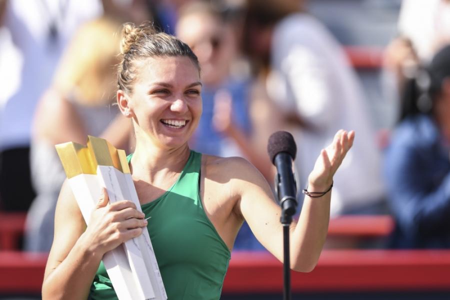 Simona Halep - Montreal