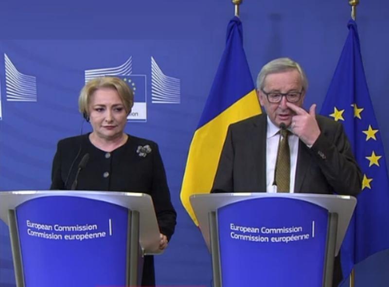 Dancila - Juncker