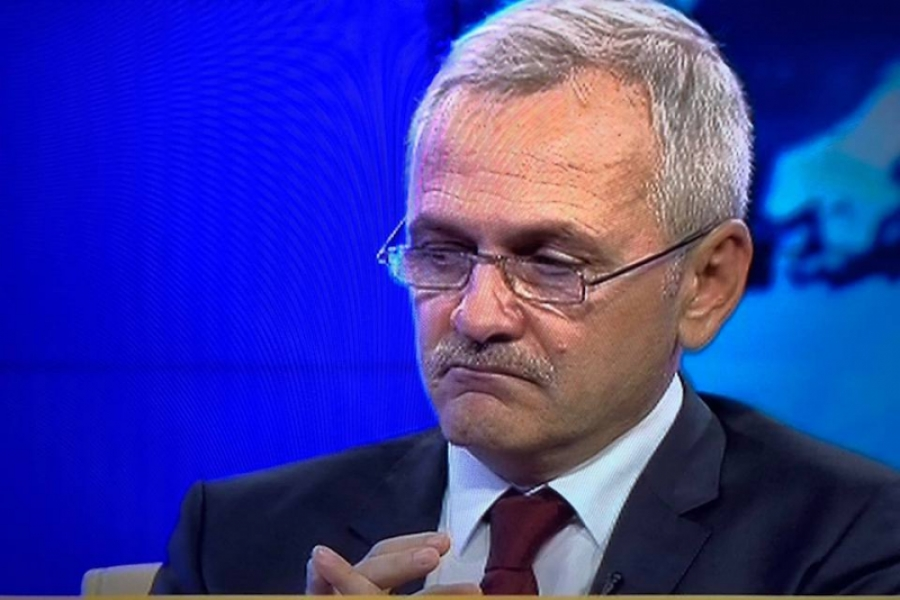 Liviu Dragnea la Antena3