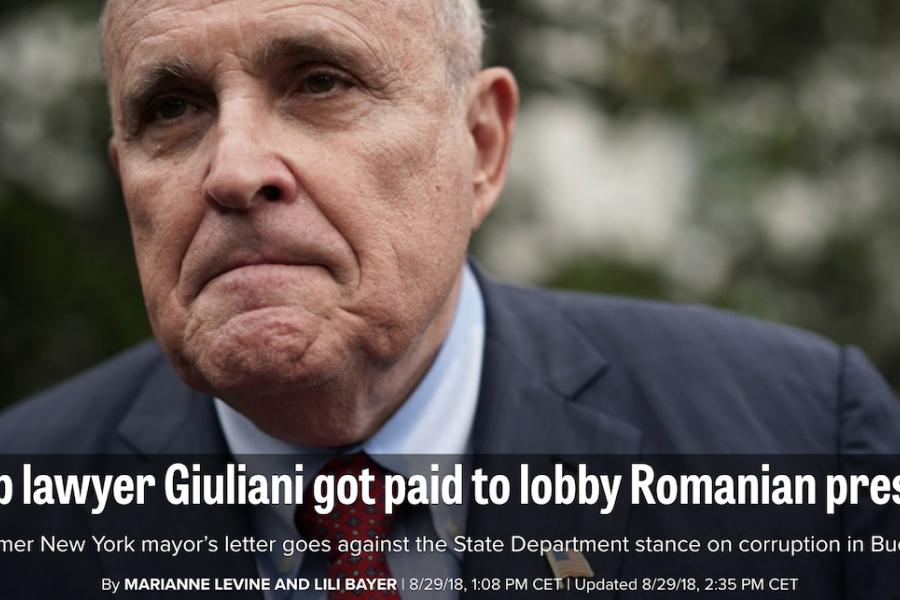 Giuliani Politico