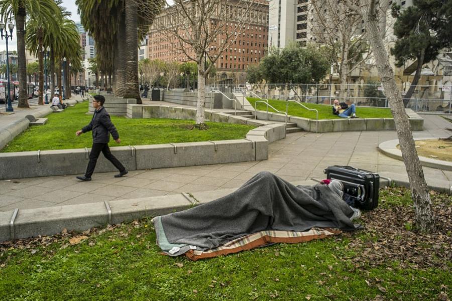 Homeless San Francisco