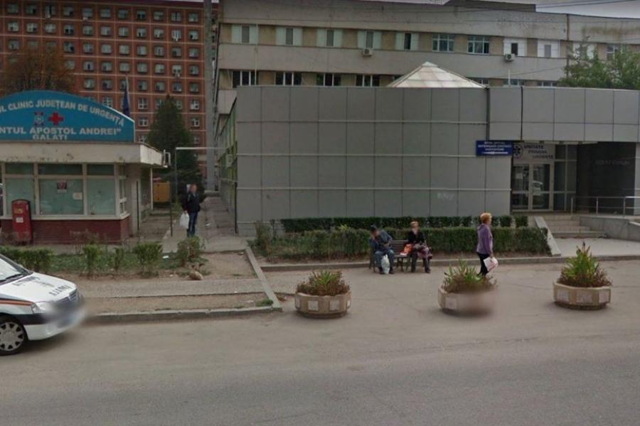 Spitalul din Galați