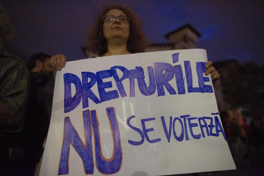 protest redefinirea familiei (Foto: Inquam Photos / Liviu Florin Albei)