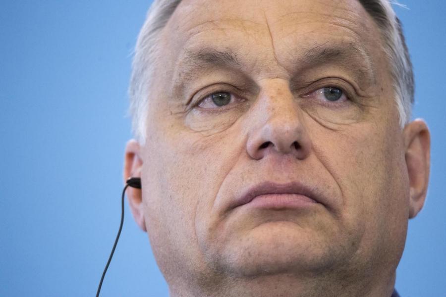 Viktor Orban în PE