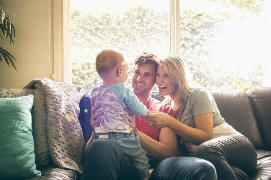 familie fericita - Getty