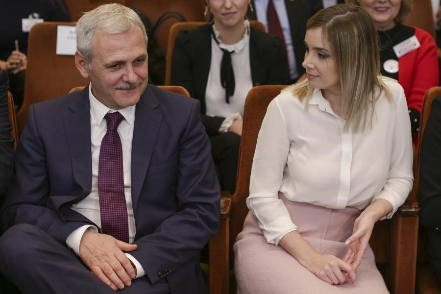 Liviu Dragnea - Irina Tănase